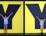 Y is for Yellow. Y is for Yeah!