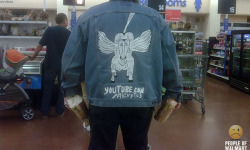 Maybe, just maybe, The People of Walmart has something to teach us?