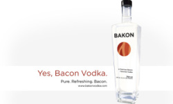 Announcing my new project: Bacon-flavored Vodka…