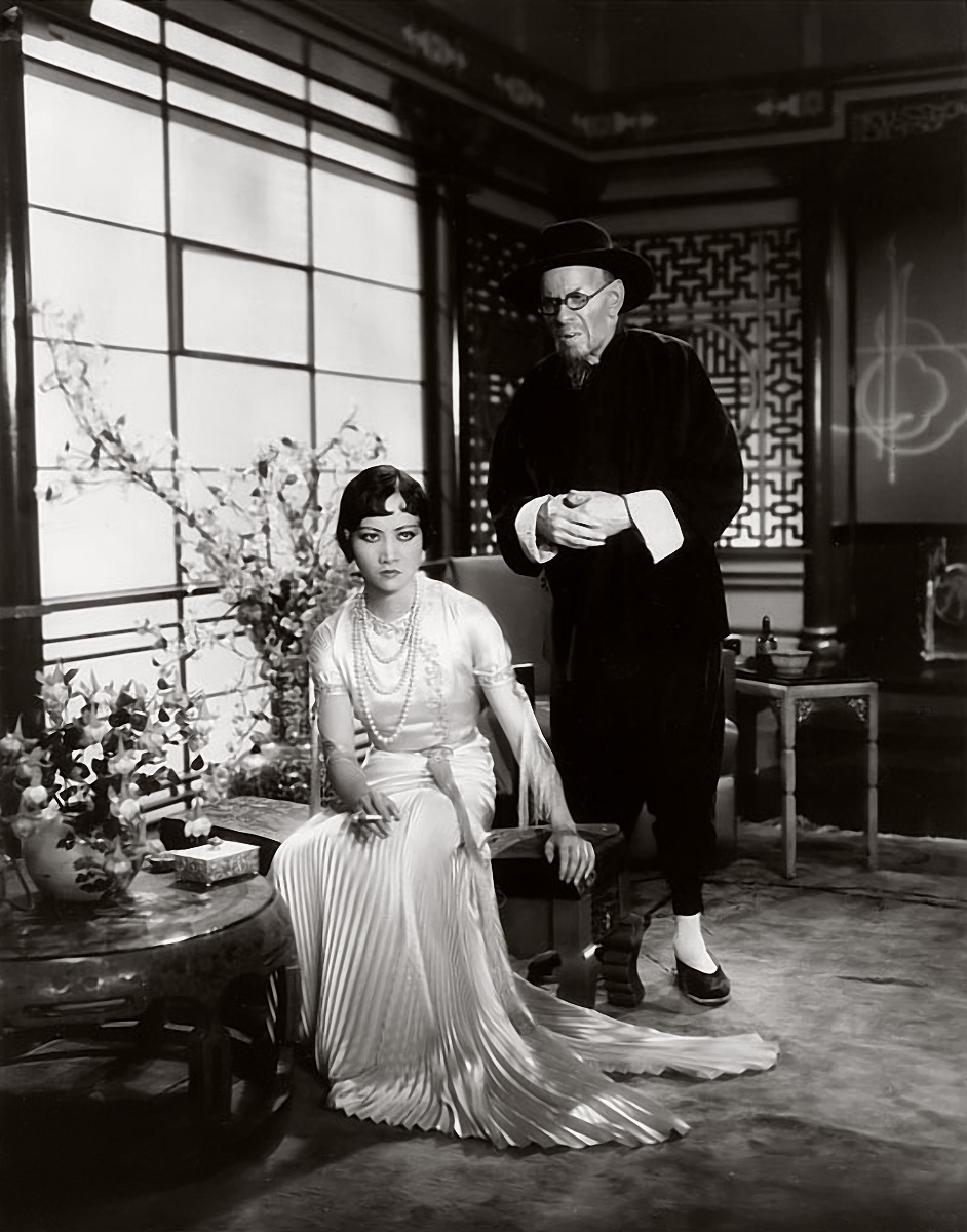 """Anna May Wong in """"Daughter of the Dragon"""" - The Absence of ..."""