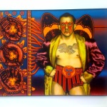 """""""Mid American"""" by Ed Paschke in 1969. Strangely resonating…"""