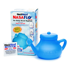 steroid nasal spray ear infections