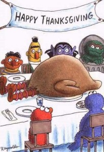 funny pictures thanksgiving bird 205x300 Happy Thanksgiving to all! Except, well, the bird...