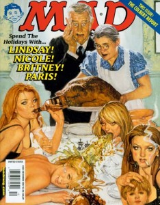 mad lindsay nicole britney paris 234x300 Happy Thanksgiving to all! Except, well, the bird...