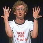 """Vote for Pedro"": How do you decide who to vote for?"