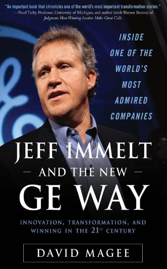jeff immelt and the new ge way Things You Should Read
