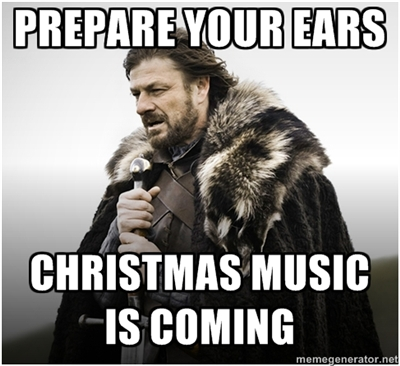 Christmas Before Thanksgiving Meme.Seriously People No Christmas Decorations Or Music Yet