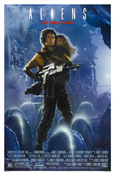 Aliens poster 396x600 Best. Mom. Ever.